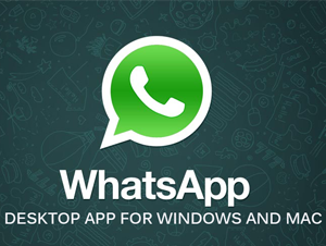 whats app desktop