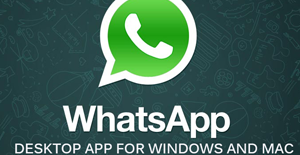 Download WhatsApp Desktop App For Window And Mac