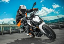2017 KTM 250 Duke Announced With Updated Design