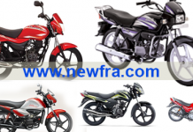 Best Fuel Efficient Bikes In India Under Rs 50000