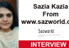 Interview With Sazia Kazia,Emerging Female Blogger From South India