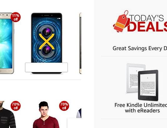 Amazon Today's Deals