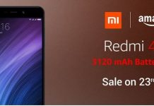 Xiaomi Redmi 4A With 4G VoLTE