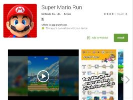 Super Mario Run Is Now Available For Android