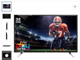 Best LED TVs Under 25000 Rupees