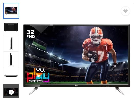 Best LED TVs Under 25000 Rupees