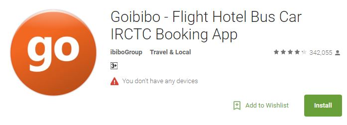 go ibibo