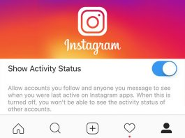 How To Know Last Activity Time Of Your Friend On Instagram